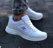 Step 020 Beyaz Anorak Renk Günlük Ayakkabı
