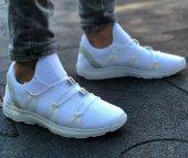 G Class 1212 Beyaz Renk Günlük Ayakkabı
