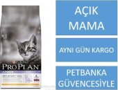 Proplan Tavuk Junior Kitten Yavru Açık Kedi Maması 1kg Skt 06 19