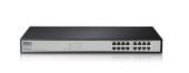 Netis St3116g 16 Port Rafa Uygun Hızlı Gigabit Switch