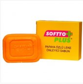 Softto Plus Papaya Özlü Sabun