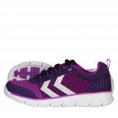 Hummel Crosslite Mor Kadın Koşu Spor Ayakkabısı