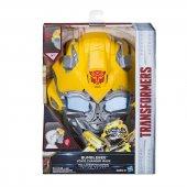 Bumblebee Ses Dönüştürücü Maske Transformers 5 C1324