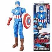 Titan Hero Captain America Avengers Figür Kaptan Amerika B6660