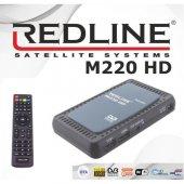 Redline M220 Ucuz Full Hd İptv Uyumlu Uydu Alıcısı