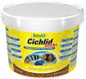 Tetra Cichlid Stick Balık Yemi 10 Lt 2900 Gr.
