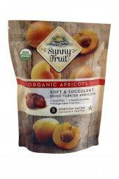 Sunny Fruit Pastörize Organik Kuru Kayısı 250 Gram