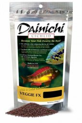 Dainichi Cichlid Veggie Fx Small 3 Mm 2500 Gram