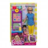 öğretmen Barbie Mattel Dhb63 Fjb29