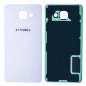 Samsung Galaxy A510 (A5 2016) Batarya Kapağı Beyaz