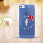 Kişiye Özel Iphone 5 5s İnce Şeffaf Silikon Telefon Kapağı (Fac