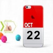 Kişiye Özel Iphone 6 6 Plus İnce Şeffaf Silikon Telefon Kapağı