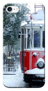 Iphone 6 6s Kılıf Silikon Baskılı Tramvay Stk 153
