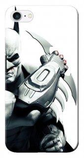 Iphone 6 6s Kılıf Silikon Baskılı Batman Stk 222
