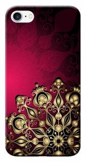 Iphone 6 6s Kılıf Silikon Baskılı Desen Tasarım Stk 273