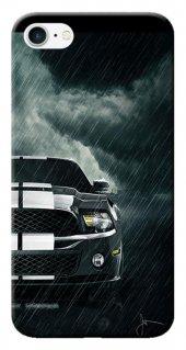 Iphone 6 6s Kılıf Silikon Baskılı Mustang Stk 290