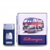 Volkswagen Lisanslı Çakmak Tabaka Seti 6