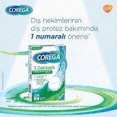 Corega Cleanser Bio Protez Temizleme Tableti 30lu