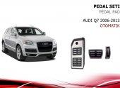Audi Q7 Pedal Seti Takımı Orjinal Geçmeli 2006 201...