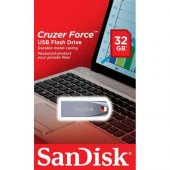 Sandisk 32 Gb Cruzer Force Usb Bellek Sdcz71 032g B35