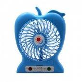 şarj Edilebilir Telefon Tutacaklı Askılı Fan