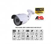 Balandı Pro 420hd 2mp 3.6mm 48 Led Ahd Bullet Kamera