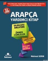 11. Sınıf Arapça Yardımcı Kitap Mehmet Serin Hüner Yayınevi