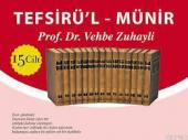 Tefsirül Münir 15 Cilt Vehbe Züheyli Mehmet Ali Arslan Mütercim Yayınları