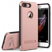 Vrsdesıgn İphone 7 Plus Duo Guard Series Kılıf Rose Gold