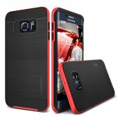 Verus Galaxy S6 Edge Plus High Pro Shield Kılıf Crimson Red