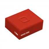Sbs Music Box Kırmızı Bluetooth Hoparlör
