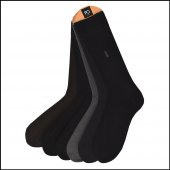 Faik Oktay Erkek Eco Bambu Günlük Çorap 6&#039 Lı Paket