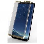 Bufalo Samsung Note 8 (N950) Kavisli 4d Cam Ekran Koruyucu Gold