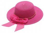Bay Şapkacı Kız Çocuk Zincirli Şapka