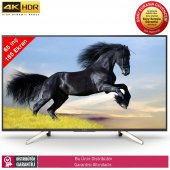 Sony Kd65xf8596 4k Ultra Hd Android Smart Led Tv
