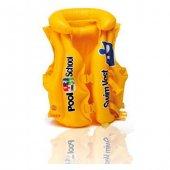 Intex Sarı Renkli Can Yeleği 50x47 Cm 58660