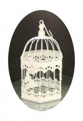 Ferforje Kuş Kafesi