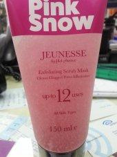 Jeunesse Pink Snow Exfoliating Scrub Mask