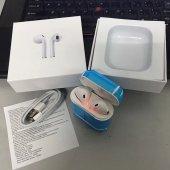 ı8 X Kulakiçi Kablosuz Bluetooth Çift Kulaklık Stereo