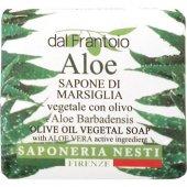 Nesti Dante Dal Frantoio Aloe Sapone Di Marsiglia Sabun 100 Gr