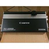 Cadence Tx1.2000 2000rms Mono Anfi Sub Kontrol Hediyeli Yeni Model