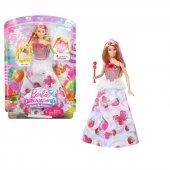 Barbie Bebek Dreamtopia Çilek Prensesi Dyx28