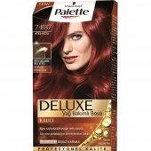 Palette Deluxe Saç Boyası 7.887 Ateş Kızılı