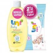 Uni Baby Hassas Bebek Şampuanı 750 Ml