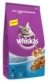 Whiskas Ton Balikli Sebzeli Yetişkin Kedi Mamasi 14 Kg