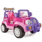 Pilsan Prenses Akülü Jeep 12 Volt