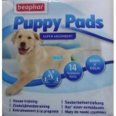 Beaphar Puppy Pads Yavru Eğitim Pedi 14 Adet