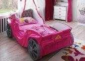 Princess Car, Farinay Mobilya Çocuk Odası Takımı, Karyola, Dolap,
