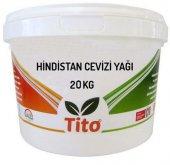 Tito Hindistan Cevizi Yağı 20 Kg