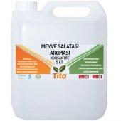 Tito Meyve Salatası Aroması Suda Çözünür 5 Lt